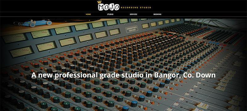 Mojo Recording Studio