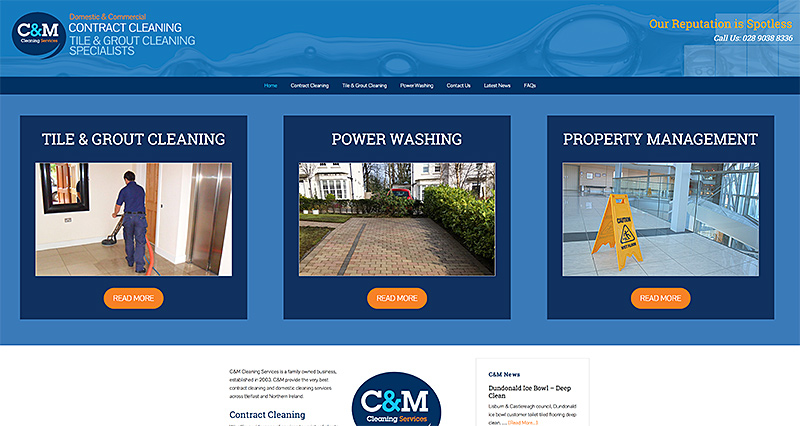 C&M Cleaning Services