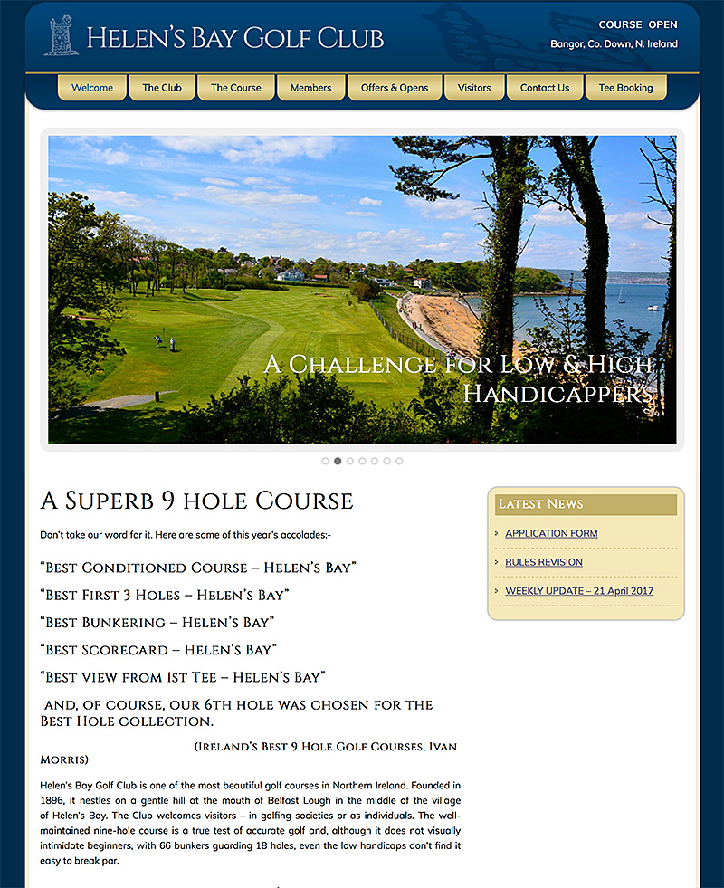 Helens Bay Golf Club