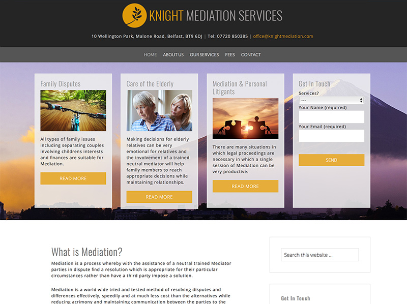 Pauline Knight Mediation